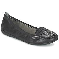 Sapatos Mulher Mocassins Les P'tites Bombes ALOA Preto