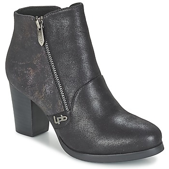 Sapatos Mulher Botins Les P'tites Bombes BALTIMORE Preto