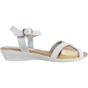Sapatos Mulher Sandálias Cumbia 30130 Blanco