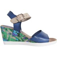 Sapatos Mulher Sandálias Cumbia 30150 Azul