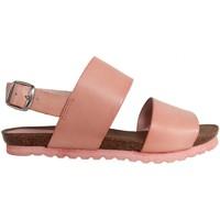 Sapatos Mulher Sandálias Cumbia 30159 Rosa