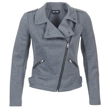 Textil Mulher Casacos/Blazers Only OLLIE Cinza