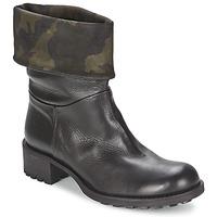 Sapatos Mulher Botas baixas JFK TARZAN Preto
