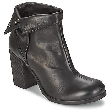 Sapatos Mulher Botins JFK GUANTO Preto