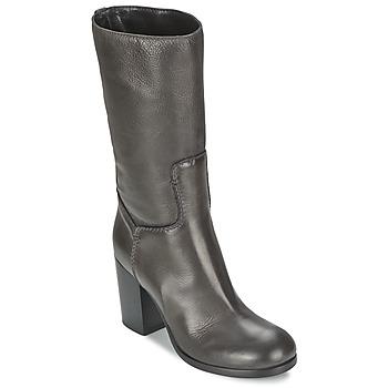 Sapatos Mulher Botas JFK TAMP Cinza