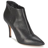 Sapatos Mulher Botas baixas JFK LIZARD Preto