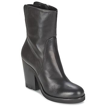 Sapatos Mulher Botins Strategia GUANTO Preto