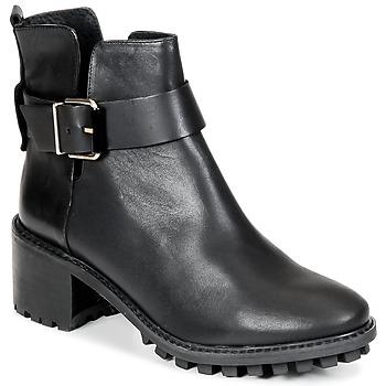 Sapatos Mulher Botins Miista GRETA Preto