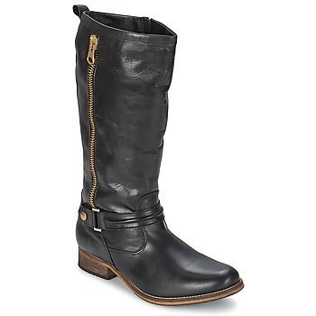 Sapatos Mulher Botas Nome Footwear SASSIF CASU Preto