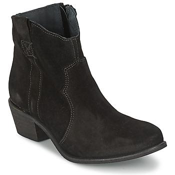 Sapatos Mulher Botas baixas Shoe Biz BROPE Preto