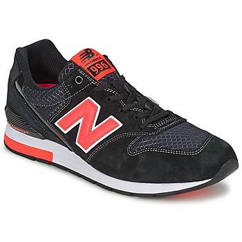 Sapatos Sapatilhas New Balance MRL996 Preto / Vermelho