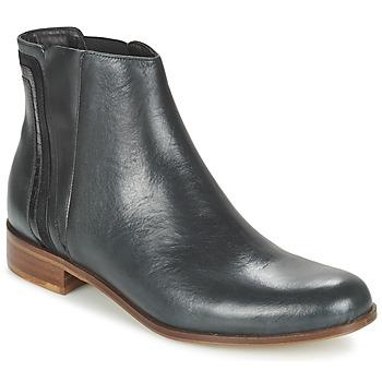 Sapatos Mulher Botas baixas Bocage KAROLINA Preto
