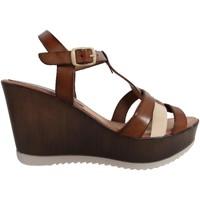 Sapatos Mulher Sandálias Cumbia 30124 R1 Marrón