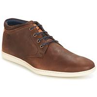 Sapatos Homem Sapatilhas de cano-alto Casual Attitude CALER Castanho