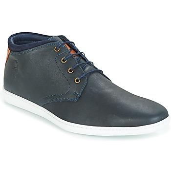 Sapatos Homem Sapatilhas de cano-alto Casual Attitude CALER Marinho