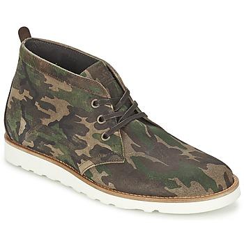 Sapatos Homem Botas baixas Wesc LAWRENCE Camuflagem