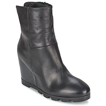 Sapatos Mulher Botins OXS IGLOO Preto