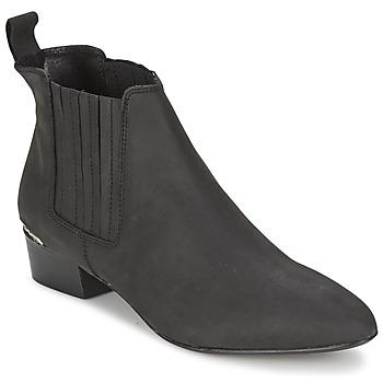 Sapatos Mulher Botas baixas KG by Kurt Geiger SLADE Preto