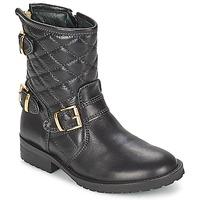 Sapatos Rapariga Botas baixas Hip RAVUTE Preto