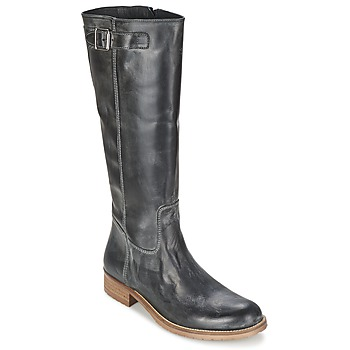 Sapatos Mulher Botas Hip BIDILLE Preto