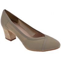 Sapatos Mulher Escarpim Keys  Cinza