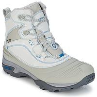Sapatos Mulher Sapatos de caminhada Merrell SNOWBOUND MID WTPF Cinza