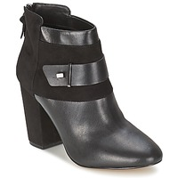 Sapatos Mulher Botins French Connection LIRA Preto
