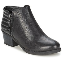 Sapatos Mulher Botins French Connection TRUDY Preto