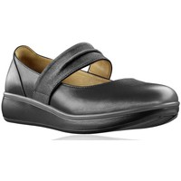 Sapatos Mulher Sabrinas Joya DELIA CAVIAR PRETO