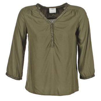 Textil Mulher Tops / Blusas Vero Moda CHARLOTTE Cáqui