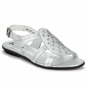 Sapatos Mulher Sandálias Fidji BARRETA Prata