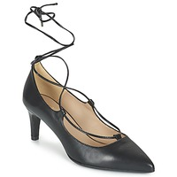 Sapatos Mulher Escarpim Betty London FIAJI Preto