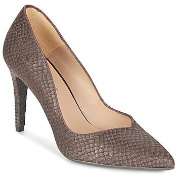 Sapatos Mulher Escarpim Betty London FOZETTE Castanho