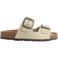 Sapatos Rapariga Chinelos Garatti AN0082 BEIGE Beige