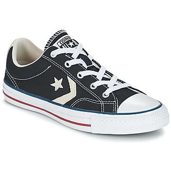 Sapatos Sapatilhas Converse STAR PLAYER OX Preto