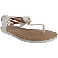 Sapatos Rapariga Chinelos Happy Bee B127060-B4600 Blanco