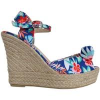 Sapatos Mulher Sandálias Top Way B717303-B7200 Azul