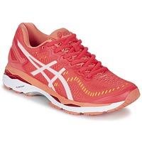 Sapatos Mulher Sapatilhas de corrida Asics GEL-KAYANO 23 W Rosa