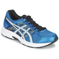 Sapatos Homem Sapatilhas de corrida Asics GEL-CONTEND 4 Azul