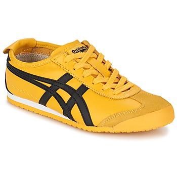 Sapatos Sapatilhas Onitsuka Tiger MEXICO 66 Amarelo / Preto