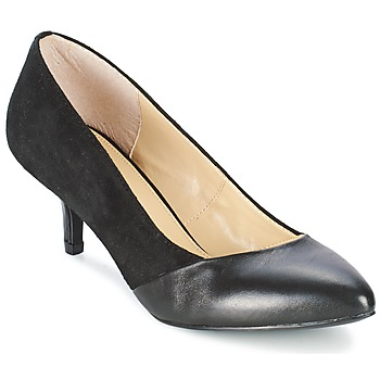 Sapatos Mulher Escarpim Lotus MOTO Preto
