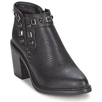 Sapatos Mulher Botas baixas Gioseppo MOSENA Preto
