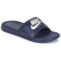 Sapatos Homem chinelos Nike BENASSI JDI Azul / Branco