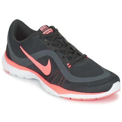 Sapatos Mulher Fitness / Training  Nike FLEX TRAINER 6 W Preto / Rosa