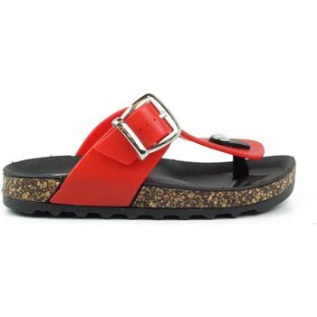Sapatos Homem Chinelos Xti 52457 Rojo