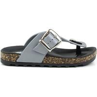 Sapatos Homem Chinelos Xti 52457 Plateado
