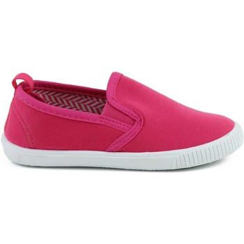 Sapatos Mulher Slip on Xti 53027 Rosa