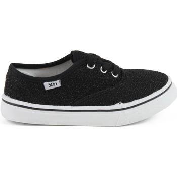 Sapatos Rapariga Sapatilhas Xti 53112 Negro