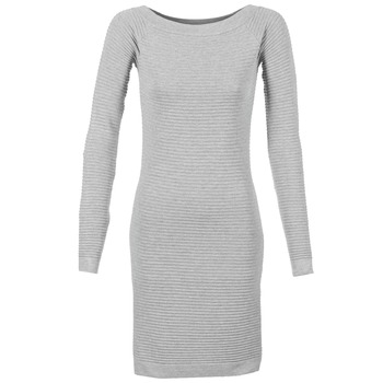 Textil Mulher Vestidos curtos Betty London FRIBELLE Cinza