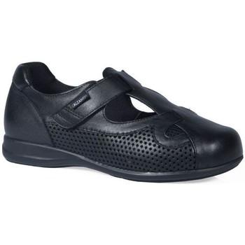 Sapatos Mulher Mocassins Calzamedi verão confortável PRETO